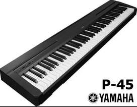 Yamaha P45 88-Key Digital Piano New