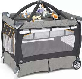 Chicco Lullaby Camp Cot