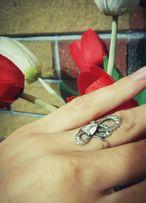 Серебряное кольцо!Новое!
