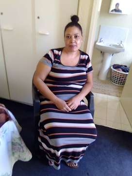 Active LESOTHO maid/nanny/housekeeper looking for a stay in job
