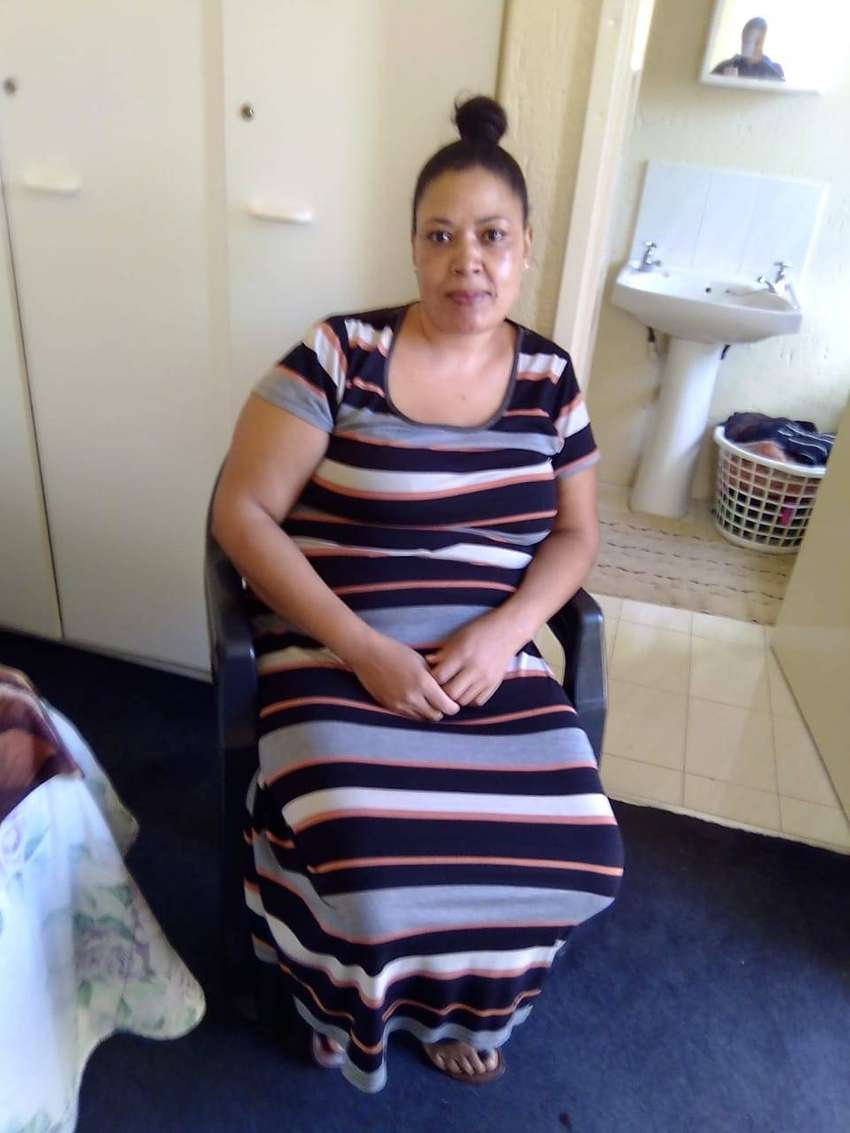 Active LESOTHO maid/nanny/housekeeper looking for a stay in job 0