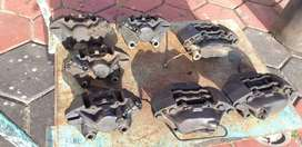 Land rover discovery brake calipers