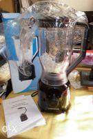 Elektryczny Blender 1.5L CookWorks, Czarny Plastik
