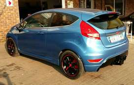 Ford fiesta titanium for sale or to swop