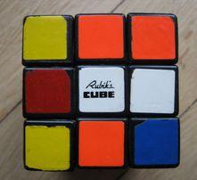 Kostka Rubika z lat 80-tych