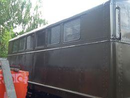 Прицеп ГКБ-817 с фургоном