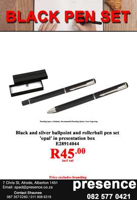 Ball Pen Black