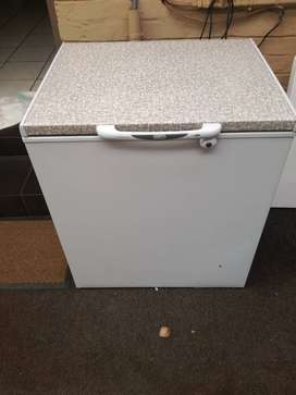 DEFY chest freezer modrelDMF290 210 liter