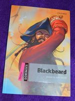 Blackbeard Oxford Starter książka i CD angielski