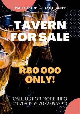 Tavern for sale