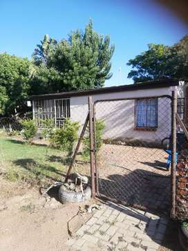 House for rent on plot