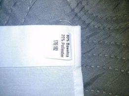 Biała koszula smokingowa SLIM 40 kastor + mucha + spinki + pas + guzik