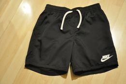 Szorty Spodenki Nike - S czarne