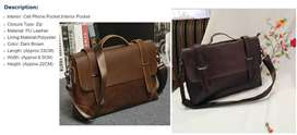 Gift Ideas! Brand New! Elegant Men Business Messenger Shoulder Bags