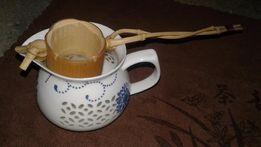 Сито для чая бамбуковое