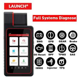 LAUNCH X431 DIAGUN V 2021V Bi-Directional Full System Scan Tool with 2