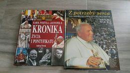 Karol Wojtyła Kronika życia i pontyfikatu, Z potrzeby serca