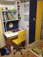 Детская мебель - комплект из 6 предметов