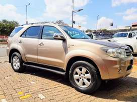 2009 Toyota Fortuner d4d 4x4