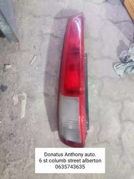 Nissan xtrail left tail light