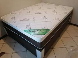 Double bed - eurotop