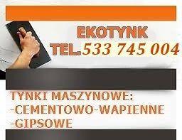 Tynki.Profesjonalna firma tynkarska EKOTYNK
