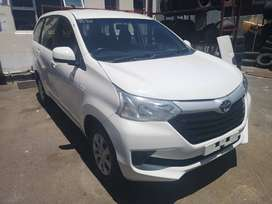 TOYOTA AVANZA 1.5SX SERIES WITH FULL SERVICE HISTORY!! AVAILABLE -