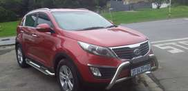 2012 Model Kia Sportage 2.0 Manual Petrol