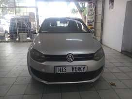 2014 VW POLO 6 1.4 MANUAL