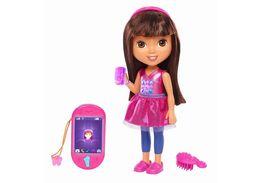 Dora i Przyjaciele lalka mówiąca Dora i smartfonik