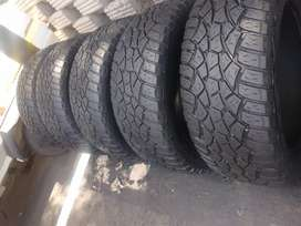 A of tyres sizes 255/55/19 cooper now available