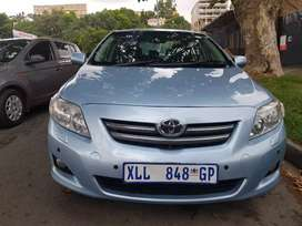 2009 Toyota Corolla Professional 1.8 with Leather seats