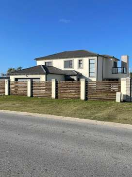 Modern double storey available for commercial or personal rental.