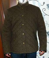 Мужская стеганая куртка barbour chelsea polarquilt
