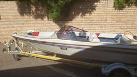 Imaculate 1 owner  ski boat for sale.