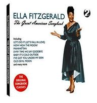 Ella Fitzgerald the great american songbook CD FOLIA