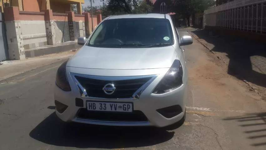 Nissan American 2017 1.5 80000km at affordable prices 0
