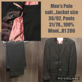 Polo suit (Price reduced)