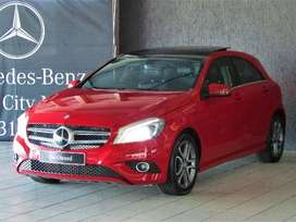 MERCEDES A200 CDI BlueEFFICIENCY 7G-DCT