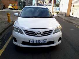 2014 Toyota Corolla Executive advance Manual for sale.