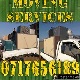 Reliable household removals and logistics at affordable prices.