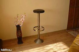 Krzesła barowe hokery 4SZT. WYS. 90CM Pilnie