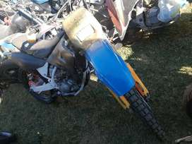 Yamaha wr 200 stripping for spares