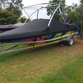 Boat and Jetski covers - Custom Made
