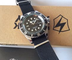 Zegarek Shark Army Military Nato