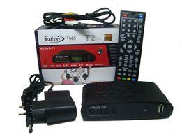 Т2 ресивер тюнер Satcom T505 HD