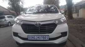 TOYOTA AVANZA 1.5 SX IN EXCELLENT CONDITION