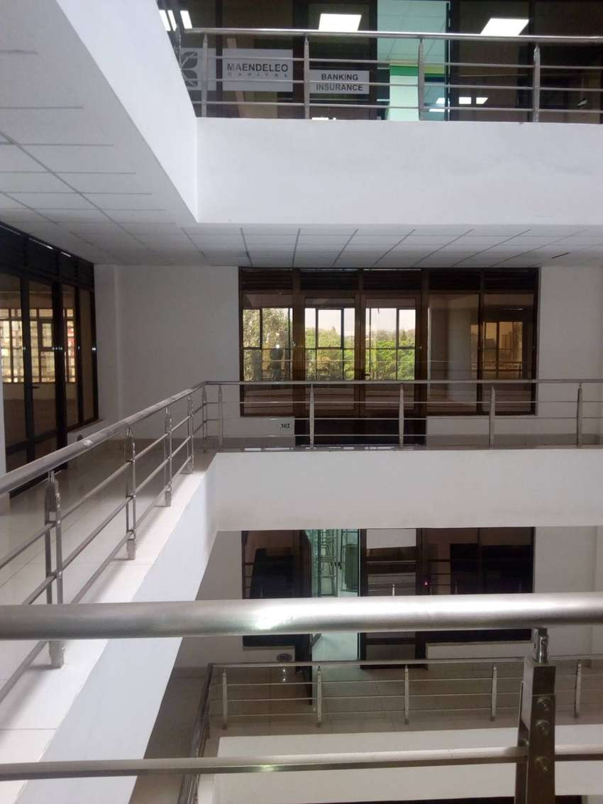 1200sq feet office space to let at adams kilimani 0