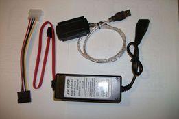 Переходник (адаптер) USB 2.0 to SATA IDE 2.5 3.5 Hard Drive Adapter