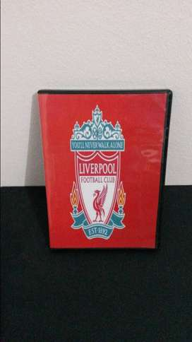 Liverpool dvds for sale